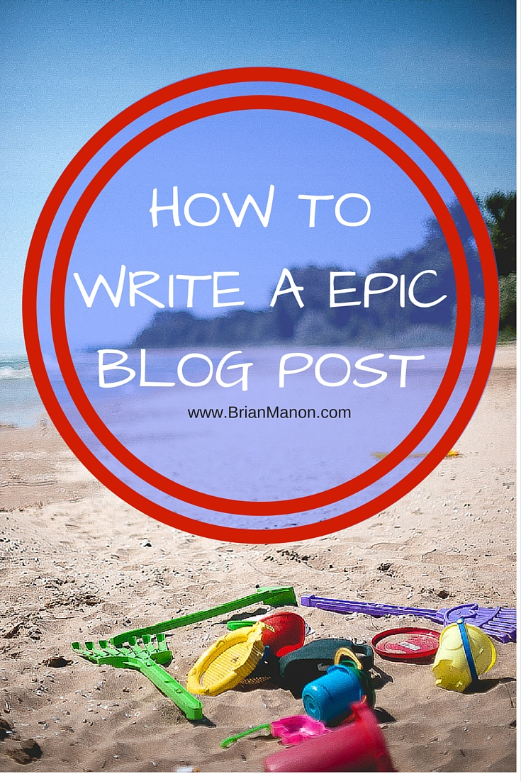 How to create epic posts that your readers fall in love with and grow your blog