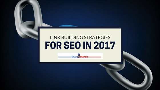 Link Building Strategies for SEO in 2017
