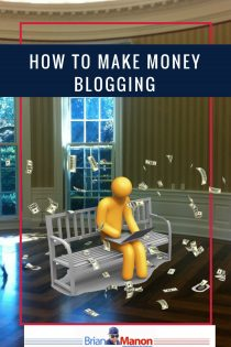 Make money online from your blog
