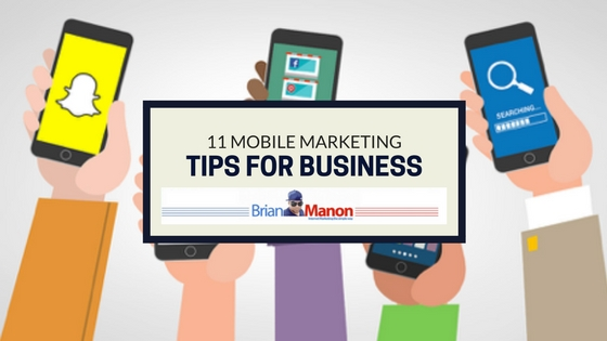 11 Mobile Marketing Tips for Business Success