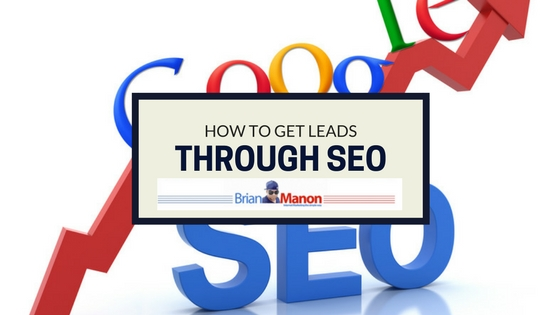 How to get Leads Through SEO