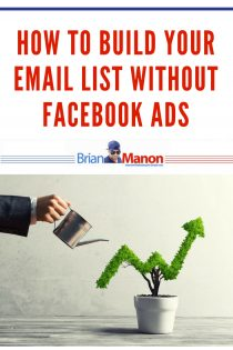 Build your email list for free