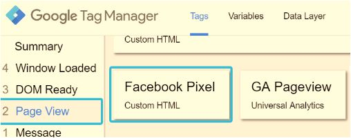 Step By Step Guide - How to Install your Facebook Pixel via Google