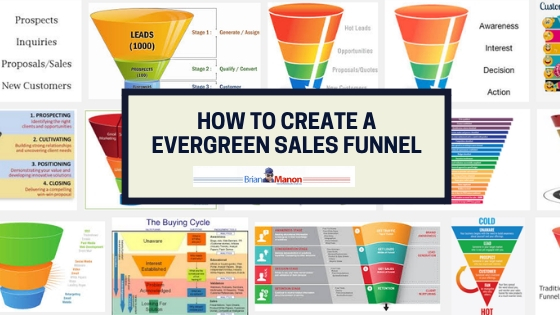 How to Create a Evergreen Sales Funnel