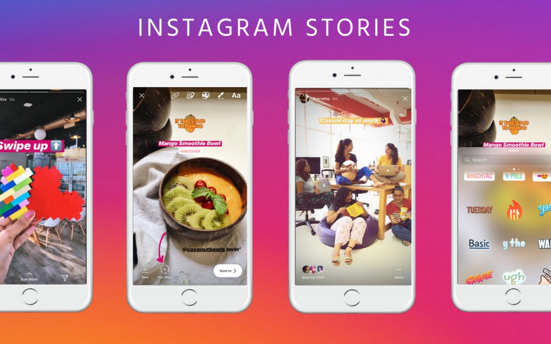 10 Ways to Use Instagram Stories for Your Business