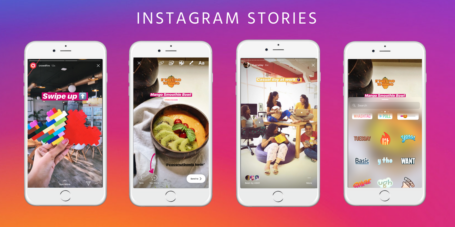 "Résultat de recherche d'images pour ""Use Instagram Stories To Market Your Biz"""