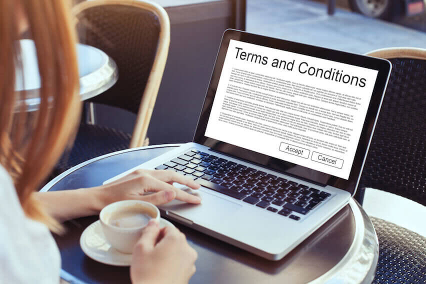 What Website Owners Need To Know About Terms and Conditions