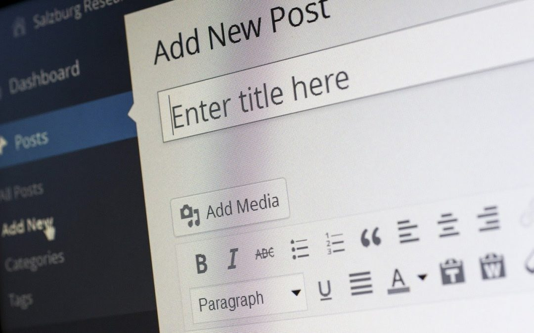4 Things A Business Blog Could Do for You